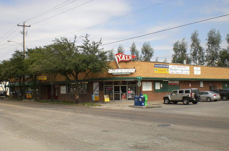 2100 YALE - SOLD