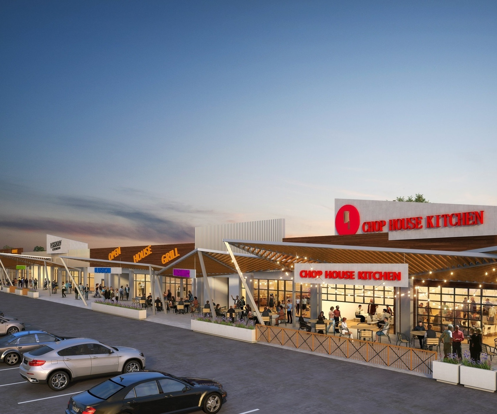 Braun Enterprises Acquires Spring Branch Shopping Center, Plans Redevelopment - HOUSTON BUSINESS JOURNAL