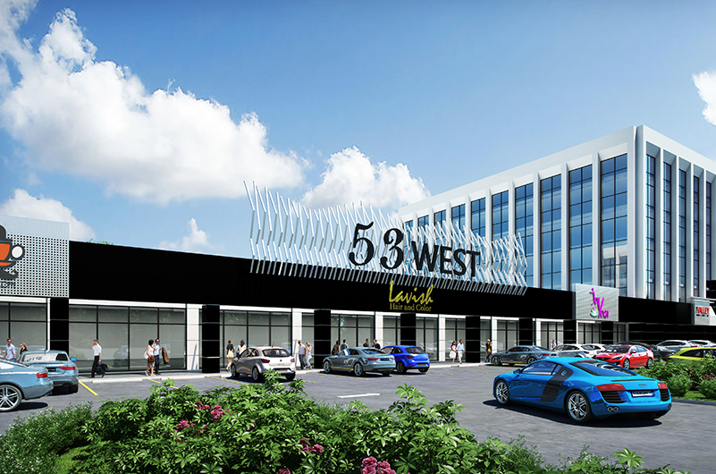 53 WEST - FOR LEASE