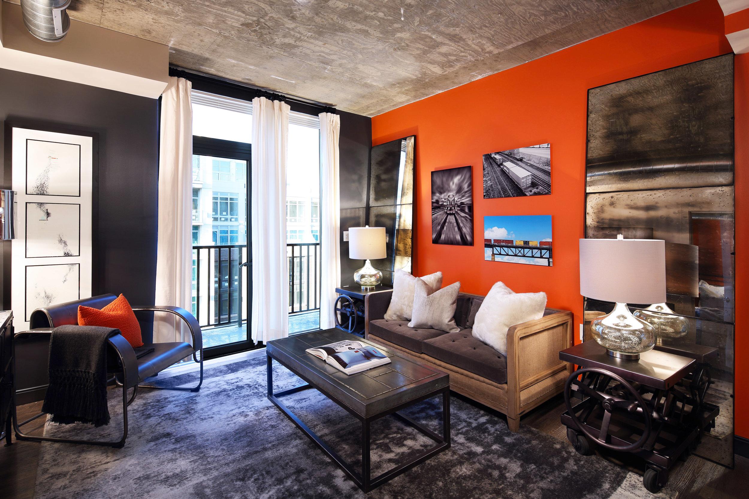 High-End Apartments