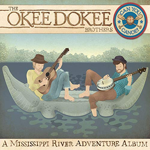 The Okee Dokee Brothers make fun folk music for kids of all ages.
