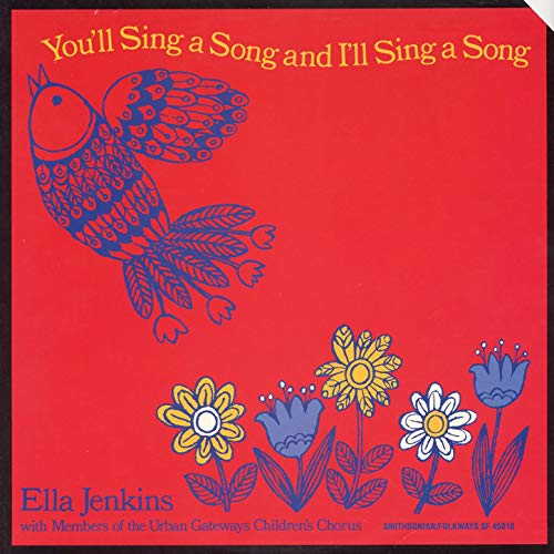 Ella Jenkins is a national treasure and her folk music for children feels more relevant than ever.