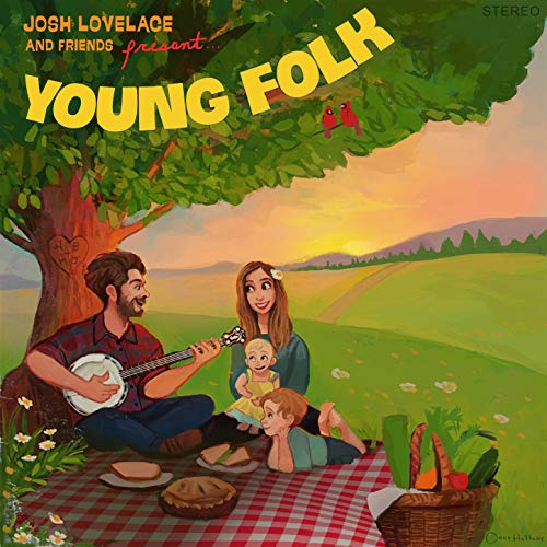 Josh Lovelace and friends have created a heartwarming album of acoustic music for kids.
