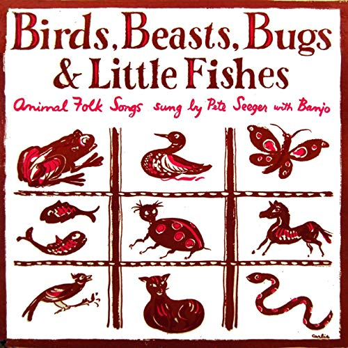 Pete Seeger's children's album is a classic folk album and kids and parents alike will love the banjo.