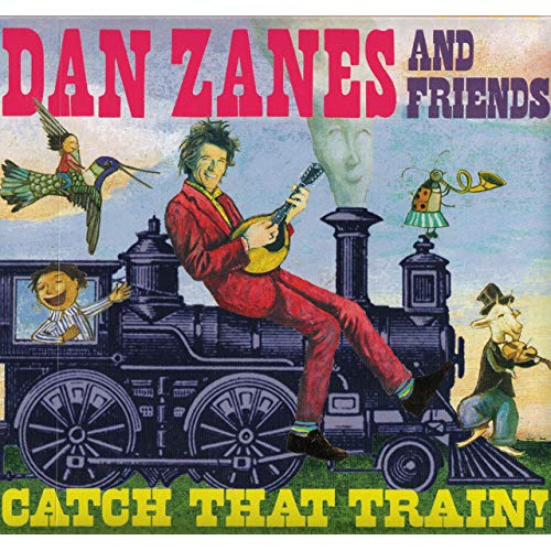 Dan Zanes makes silly and fun acoustic music for children. You will love it.