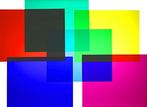 Diffraction Color Sheets