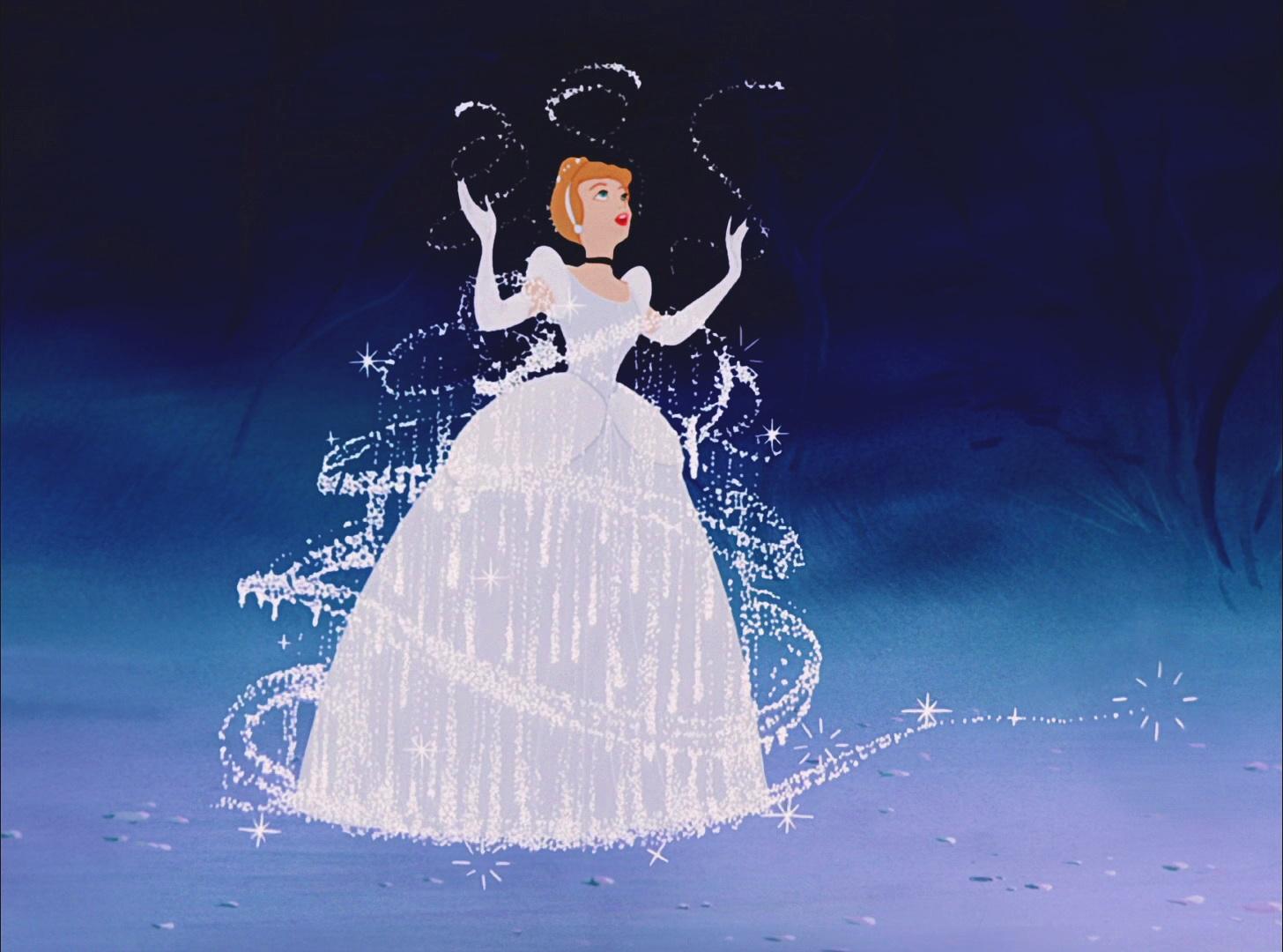 """Who me? Little old me? A princess? Ok!"""