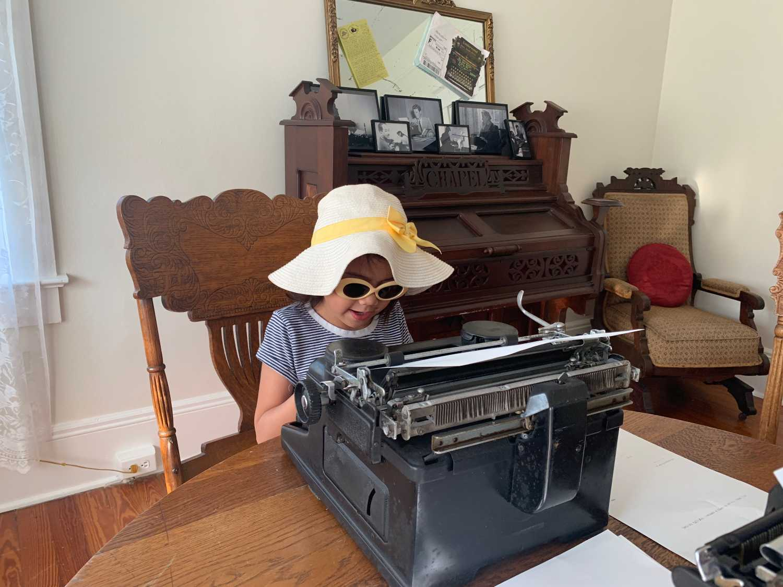 girl with vintage typewriter.jpg