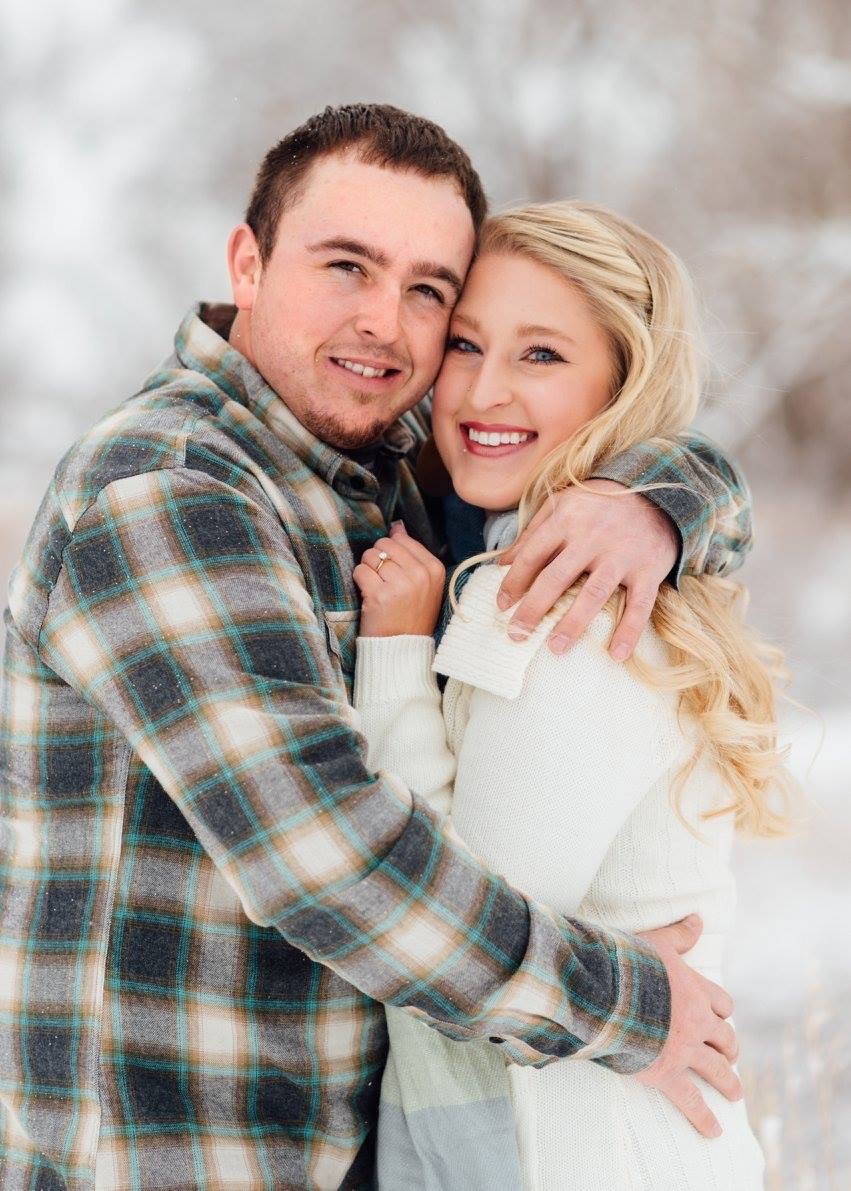 Engagement photography by Erika Overholt Photography.http://erikaoverholt.com/