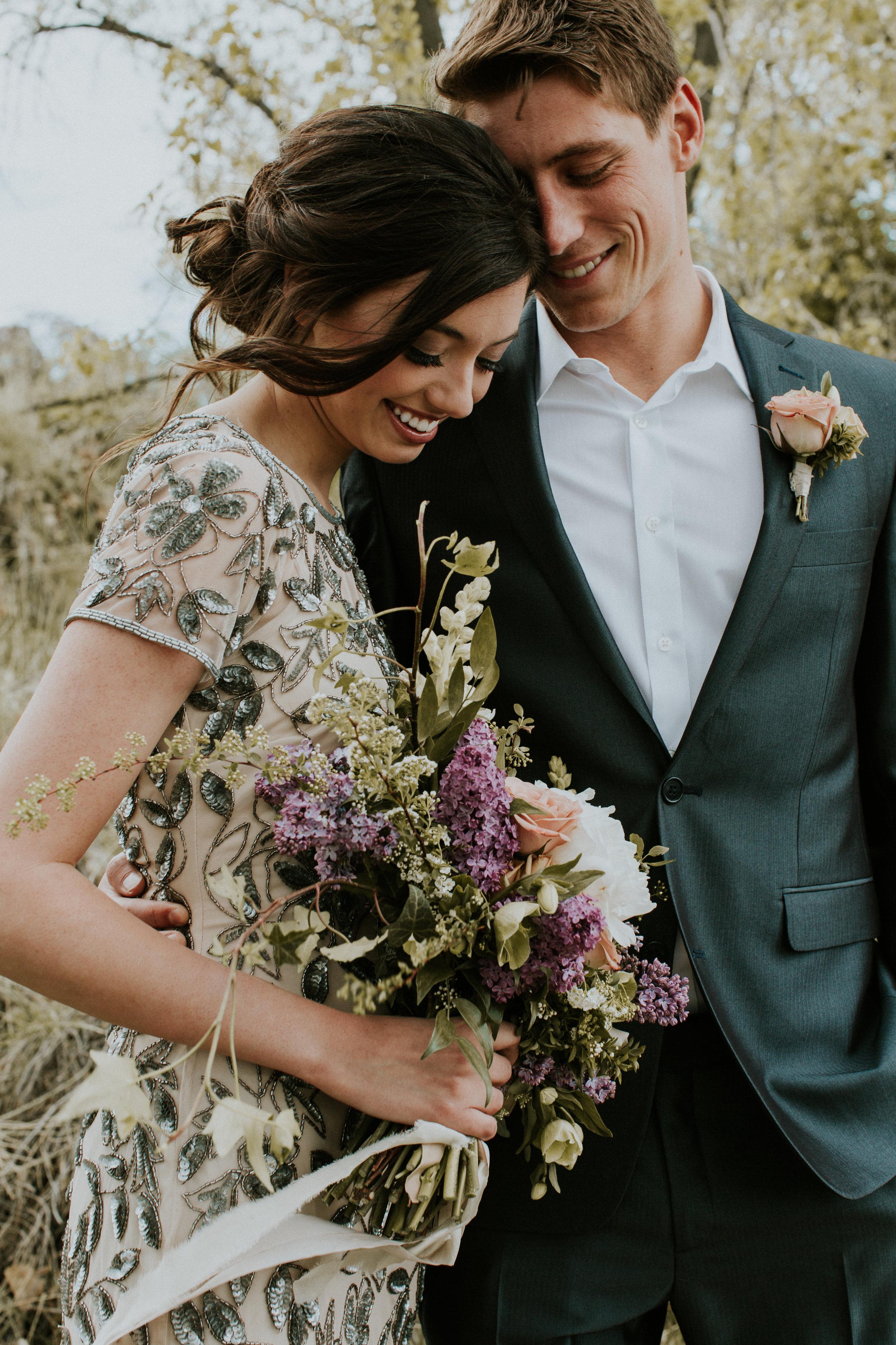 Denver-wedding-hairstylist-messy-loose-updo