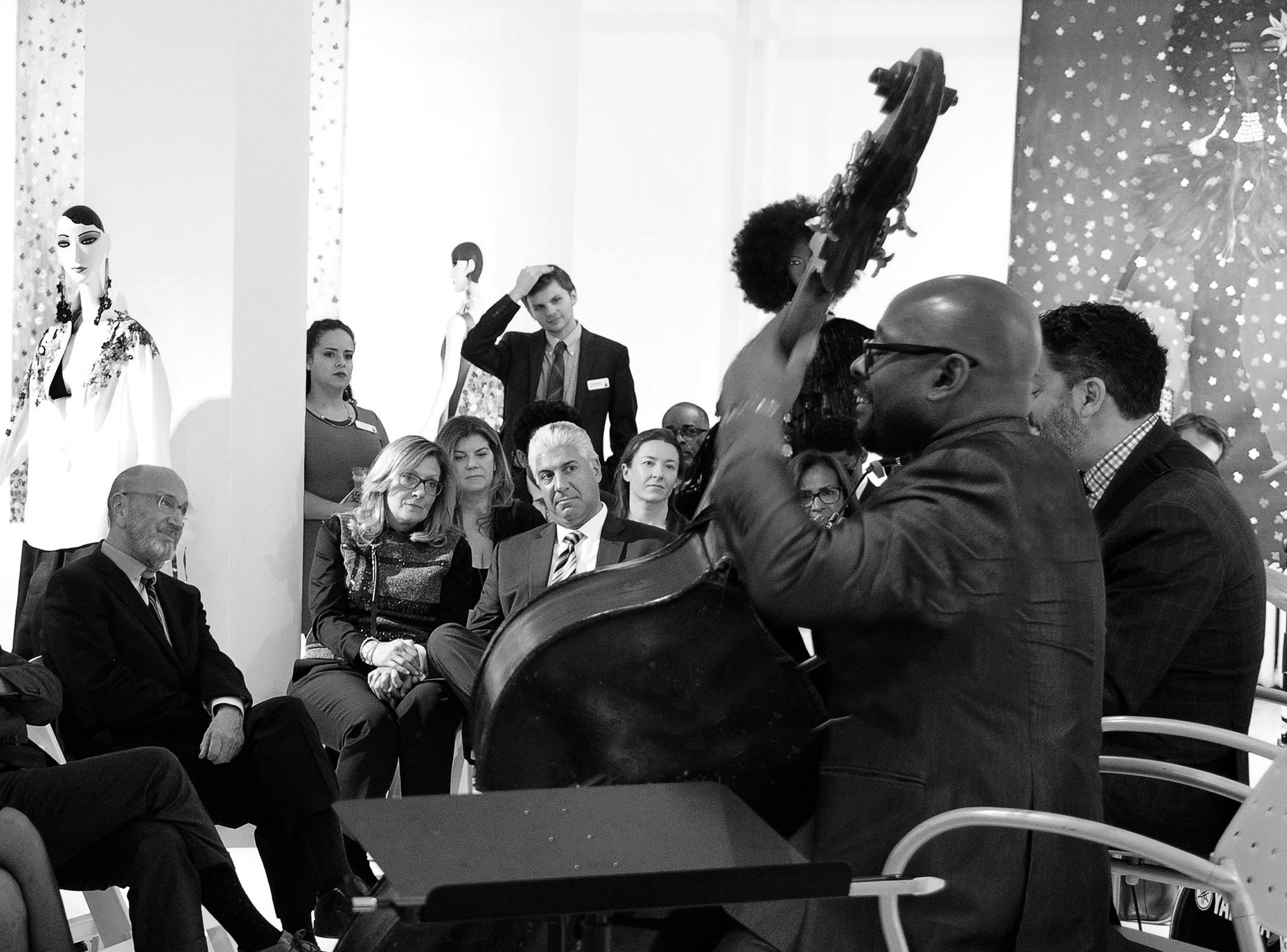 Ralph Pucci NYC performance for Jazz House Kids