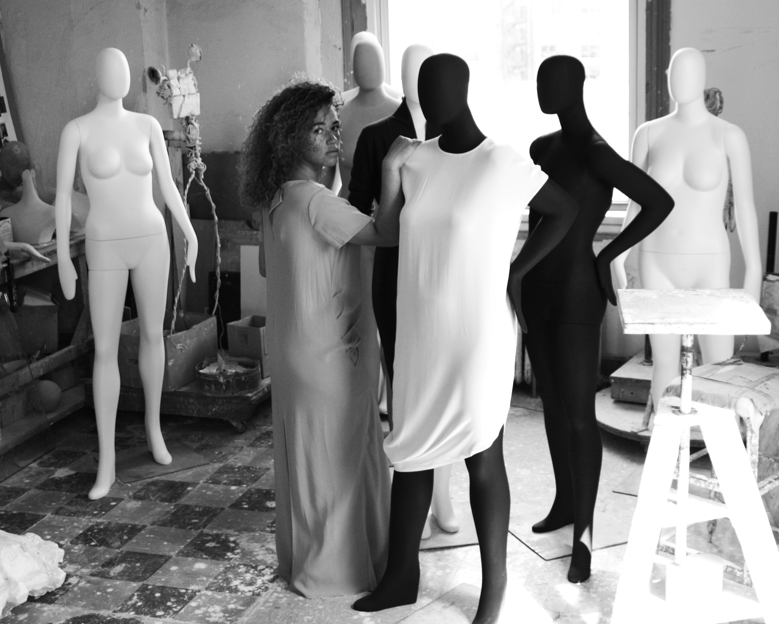 6 Questions WITH Alexandra Waldman:co-founder of fashion label