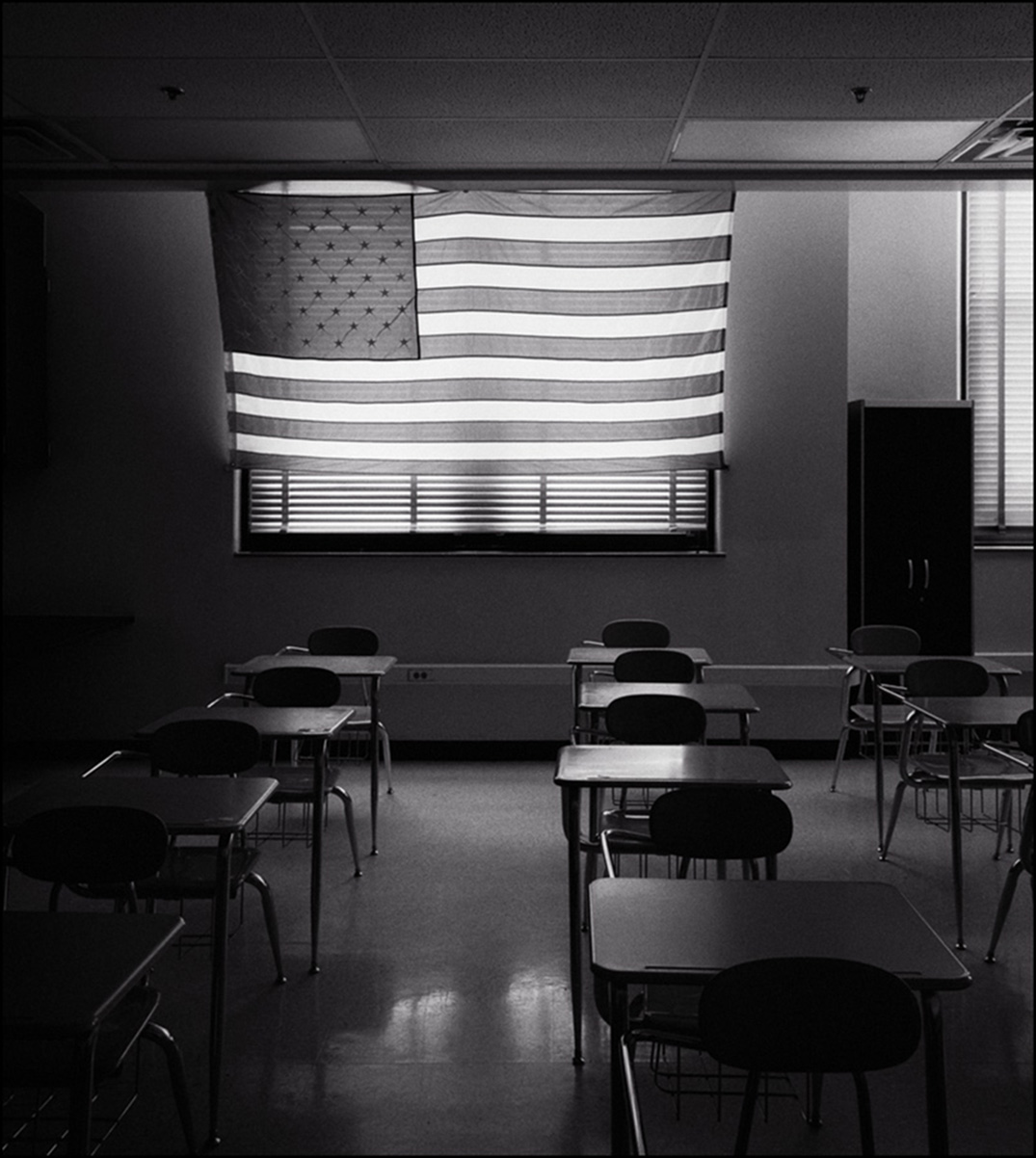 American History Classroom at North Side High School 6-6-14