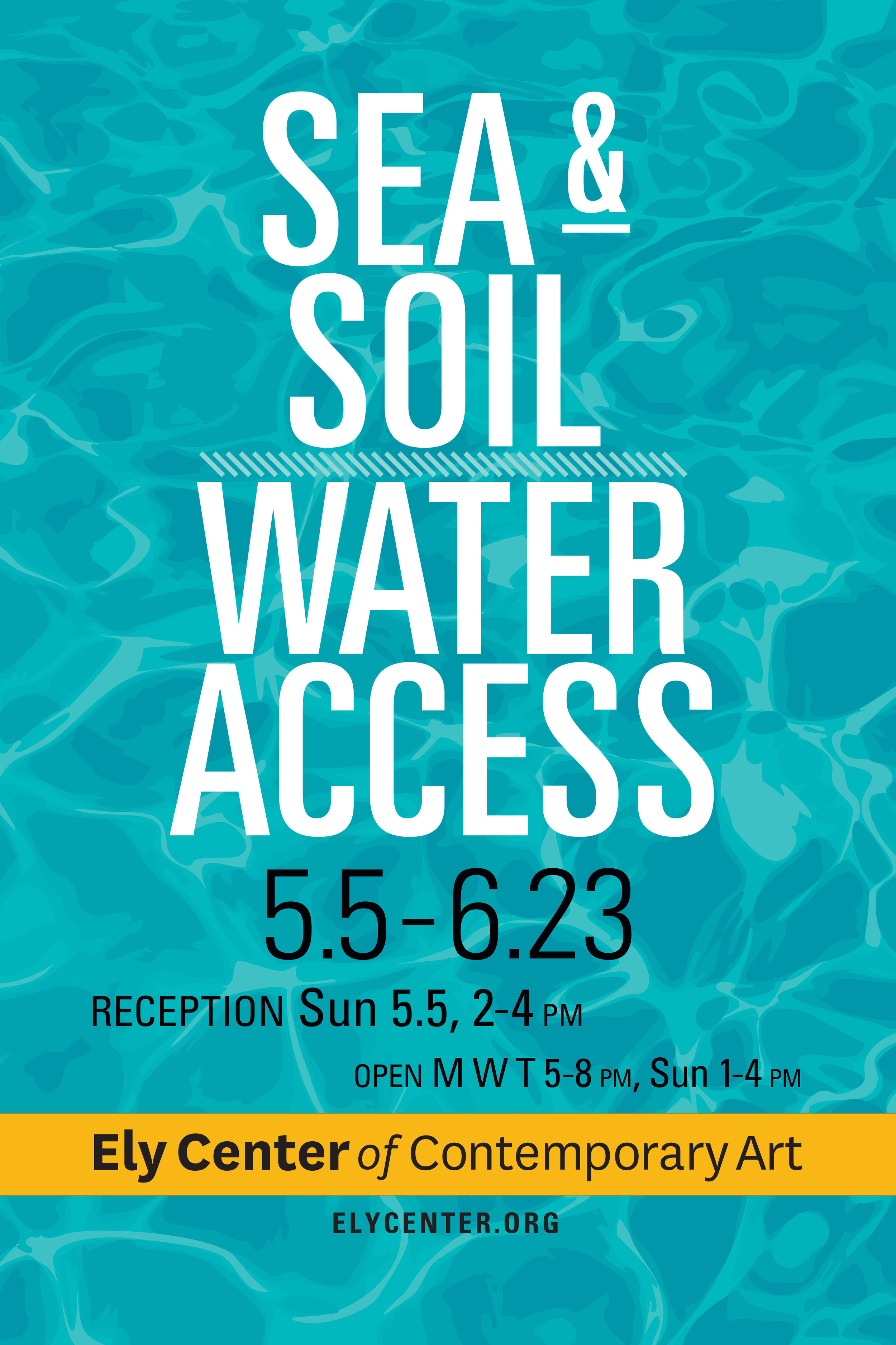 Sea & Soil and Water Access