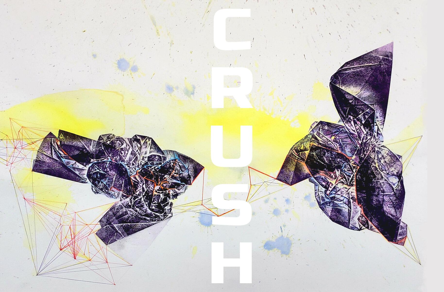 CRUSH  monotype