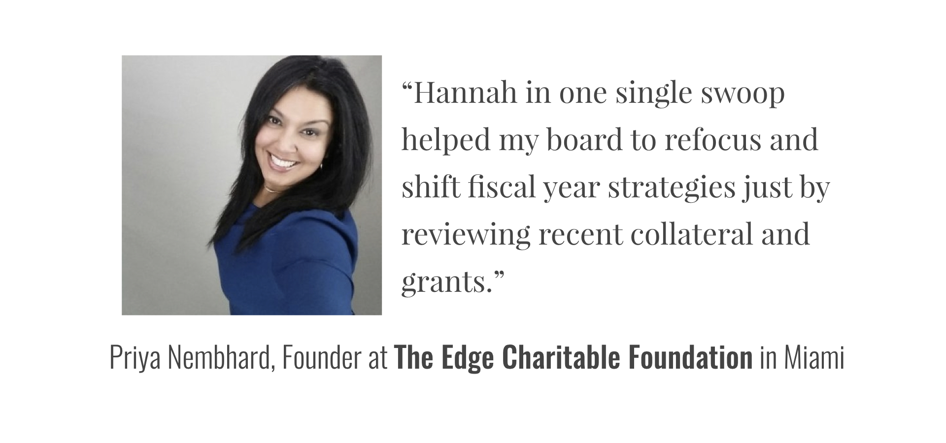 Copy of The Edge Charitable Foundation