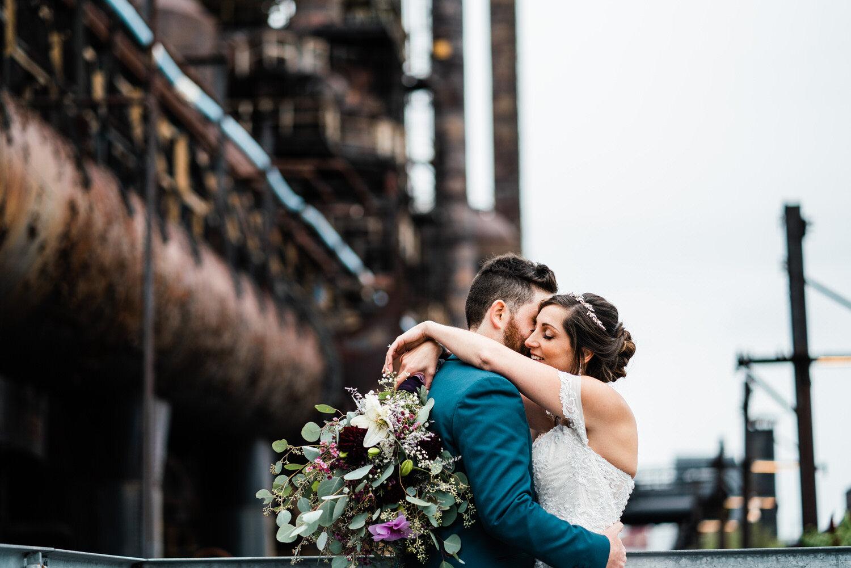 Bethlehem Steelstacks Wedding Photographer