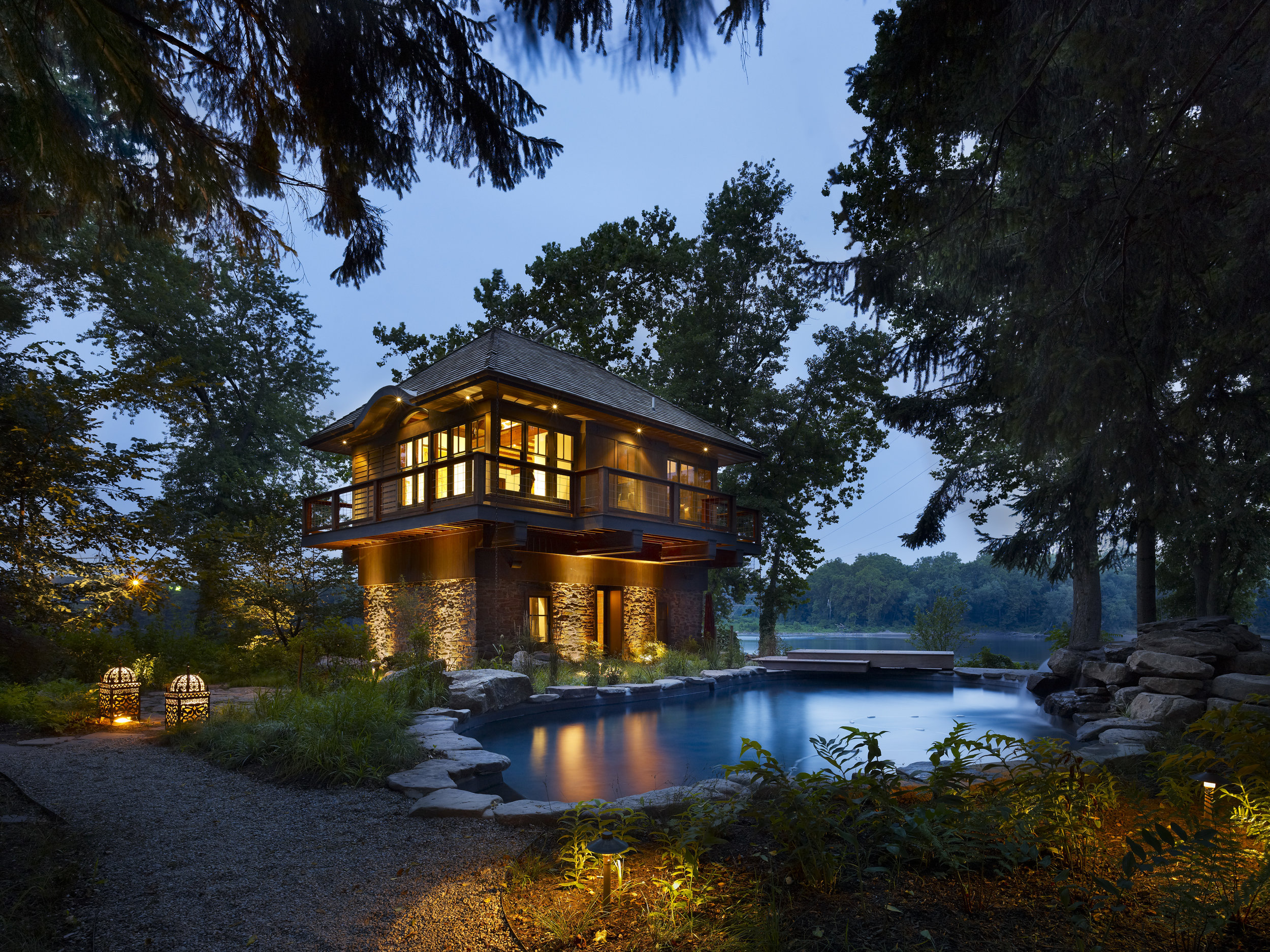 River House | Bucks County Builder & Contractor | Custom Homes & Renovations