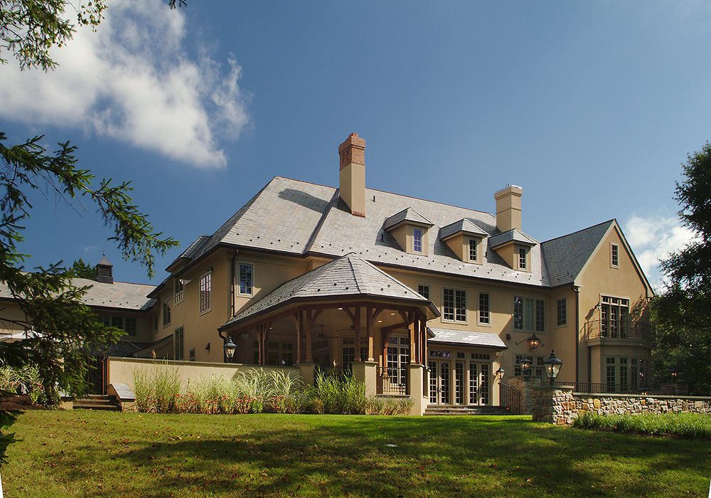 Solebury Custom Home | Bucks County Builder & Contractor | Custom Homes & Renovations