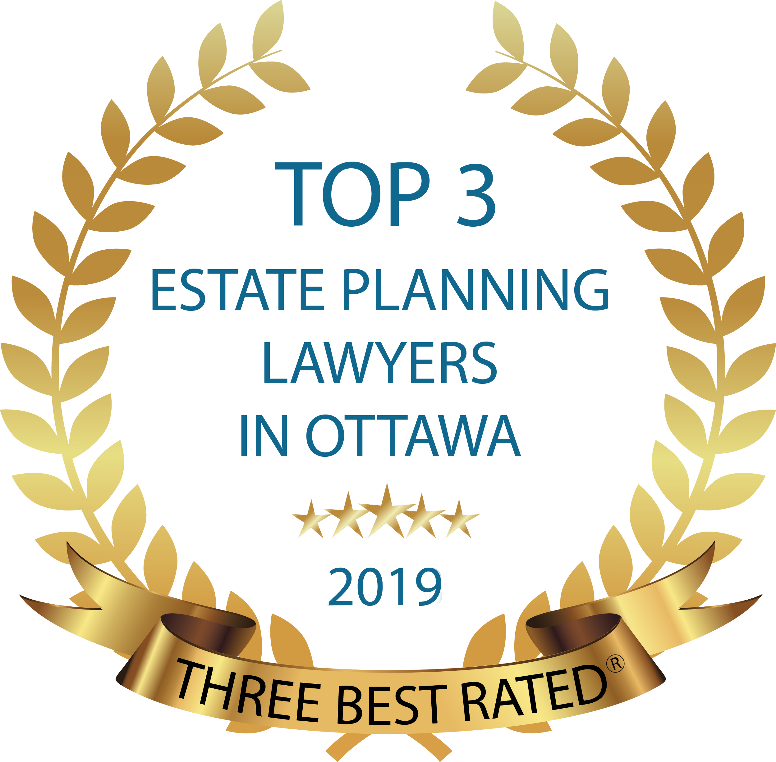 Top Three Estate Planning Lawyer 2019