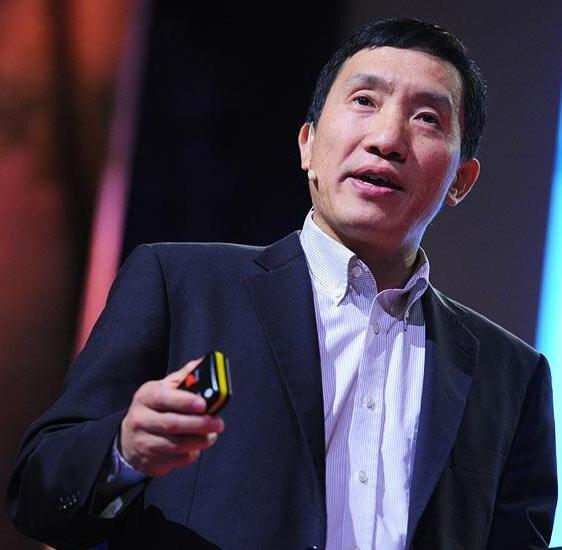 Yasheng Huang  - Director of MIT Sloan School