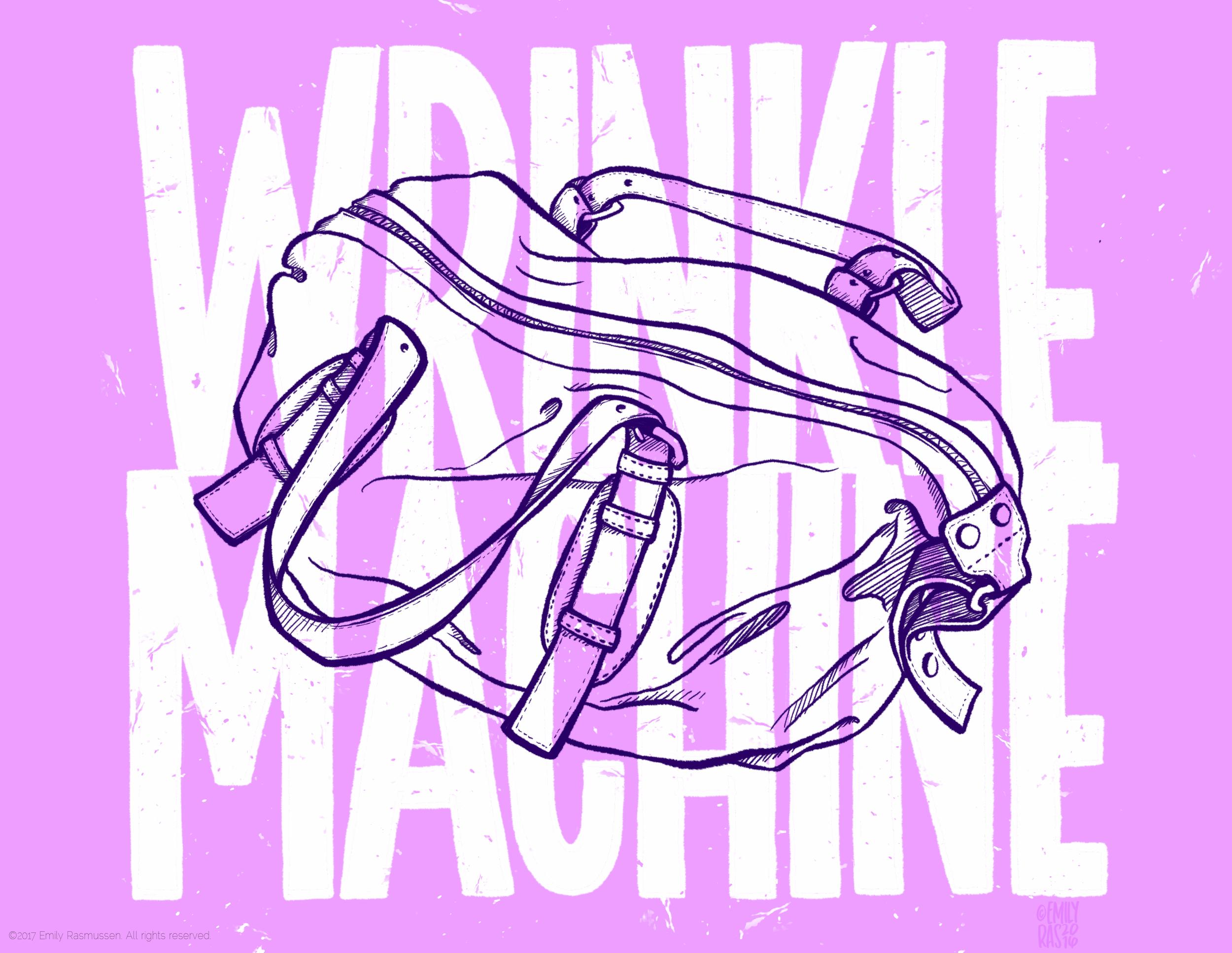 Wrinkle Machine