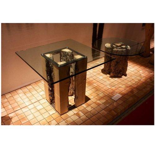 Vice Wood Small Table Bello Spazio
