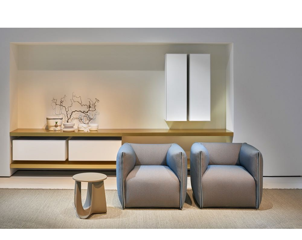living room - armchairs - sideboards