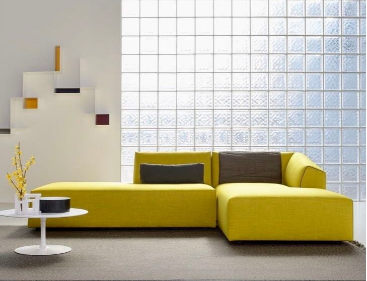 Living room - sofas - coffee tables - Wall units and bookcases
