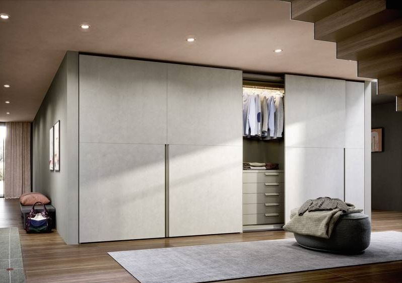 Bedroom - wardrobes
