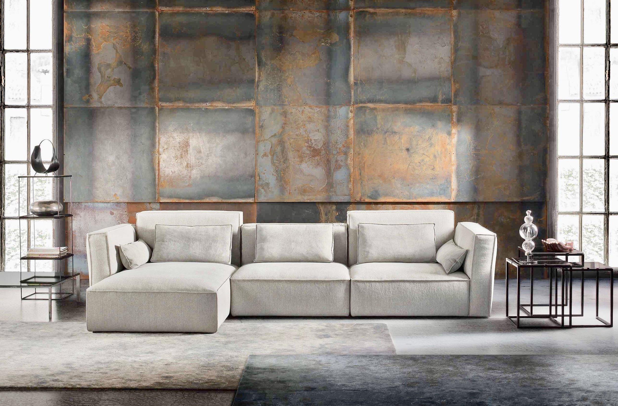 Living room Sofas - end tables