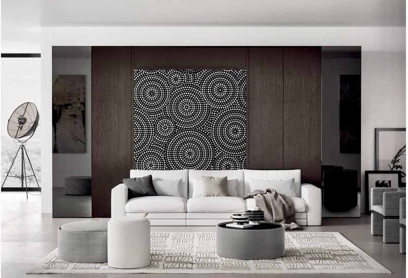 Living room - sofas