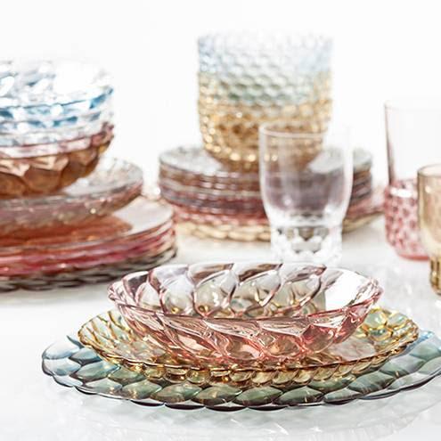 Kartell - Tableware - JELLIES FAMILY by Patricia Urquiola
