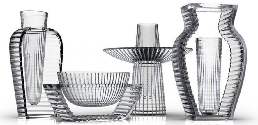 Kartell -  Decorative vases - SHINE by Eugeni Quitllet