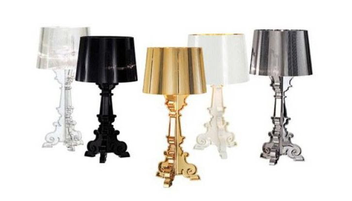 Kartell - lamps - BOURGIE by Ferruccio Laviani