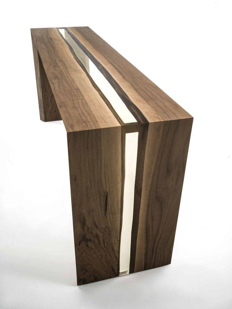 Wood Consolle