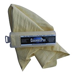Shammy  A must-have. A shammy will keep your tent, tarp, and tools dry because we all know packing your gear wet leads to mold and rust. The cloth is full of chemicals to keep from molding and packs tight.