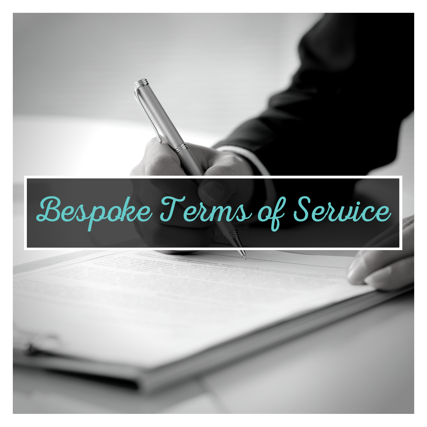 $925 plus GST - A bespoke and straightforward Terms of Use/Sale which suits your specific business.