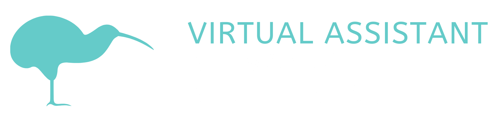 Virtual Assistant Network New Zealand - blue and white logo.png
