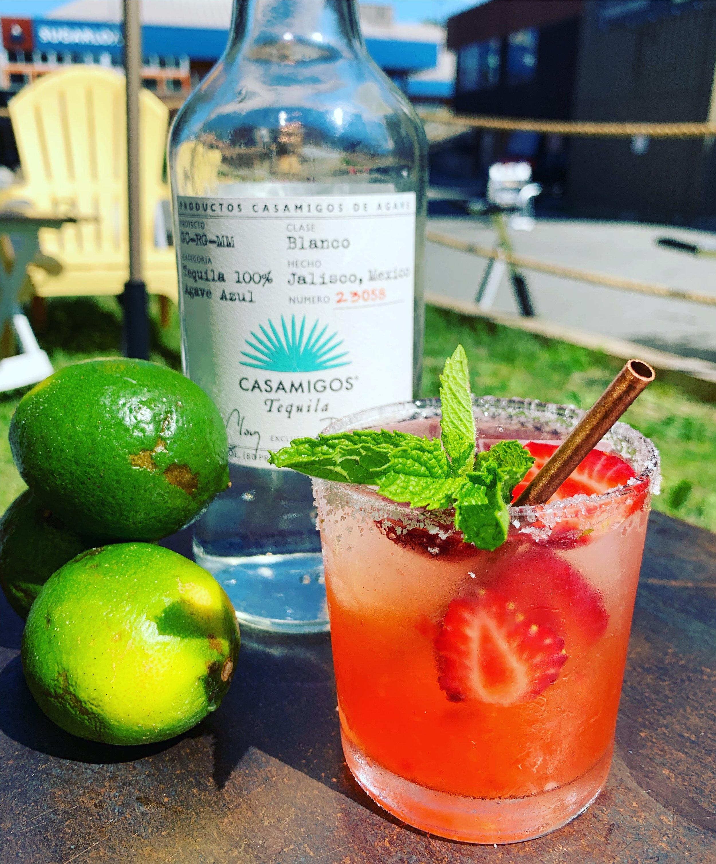 Margaritas All Around!