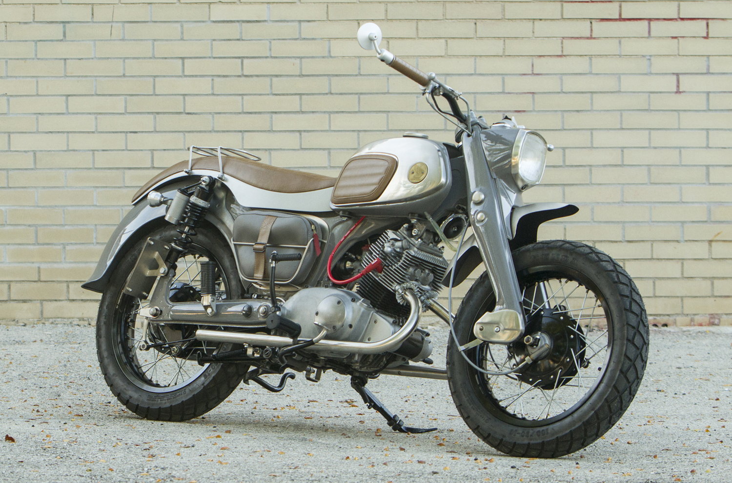 1962 Honda CA95 Dream 150