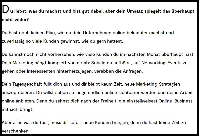 Sandra Holze: www.ueberfliegerbiz.de