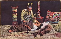 Manahoac Tribe the Original Selfcare Influencers