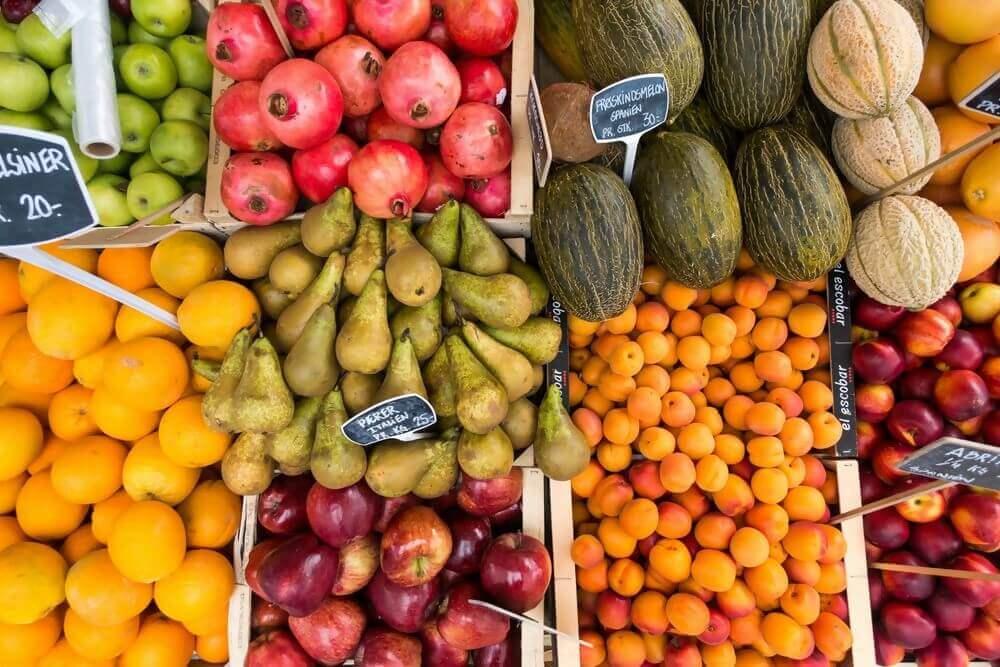 Fresh Fruits in Fredericksburg VA