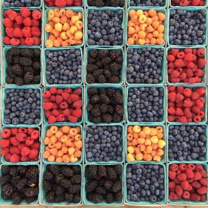 Best Summer Fruits in Fredericksburg VA