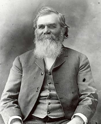 Daniel David Palmer Founder of Chiropractic