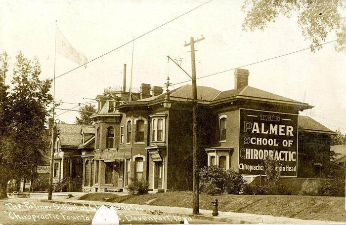 Palmer School of Chiropractic