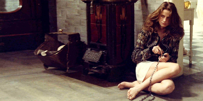 Charlotte Rampling en El portero de noche
