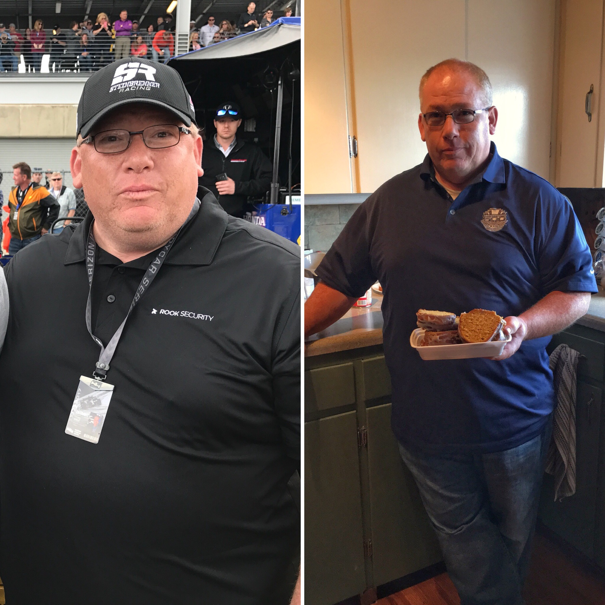 In 8 months:  Lost 100 lbs