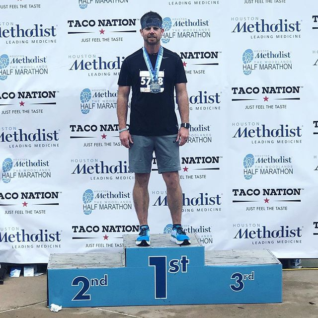 """""""PR'd my half marathon time by 5 minutes at age 39...that's a huge number. Adaptive Nutrition is no doubt the reason for this. Thank you."""" — Chris M. . . . Although they may not quite be the fountain of youth, nutrition and exercise come pretty stinking close. . More and more people like Chris are proving that age is just a number. . Join our 6-week online course to experience how a mindful nutrition plan and lifestyle can allow you to keep doing awesome things for years to come.🏃♂️ We start next Monday! {registration link in bio 🌱 @adaptive.nutrition }"""